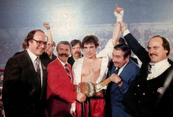 Bob Thurman World Title Winner