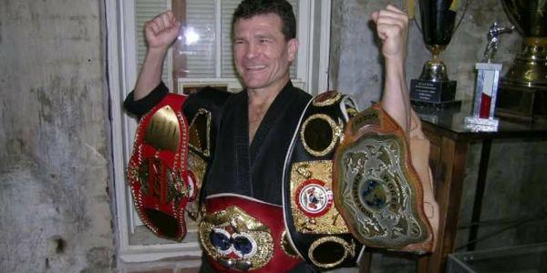 Troy Dorsey Champion