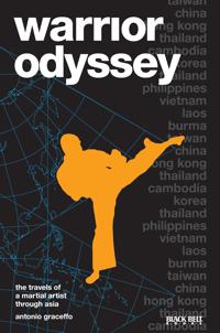 Warrior Odyssey Cover
