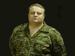 Mikhail Ryabko Russian Martial Arts