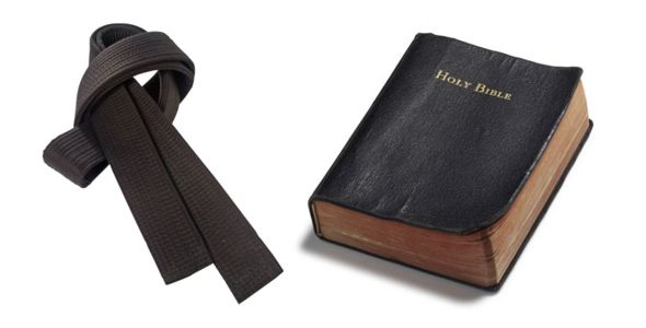 Black Belt and Bible