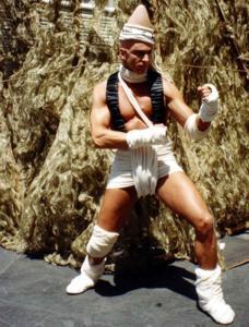 Mitchell Bobrow Conehead Warrior