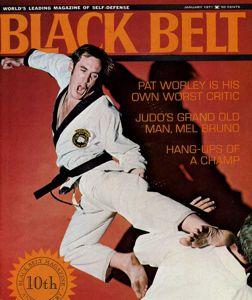 Pat Worley on Black Belt Magazine