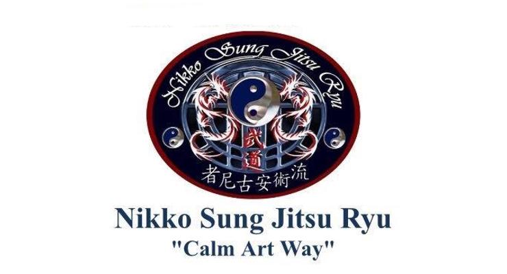 Nikko Sung Jitsu Ryu Logo