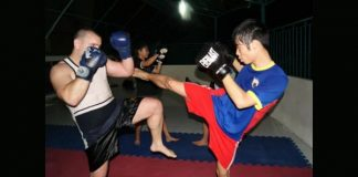 muay thai in saigon