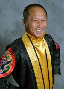 In Ho Lee: Songahm Taekwondo