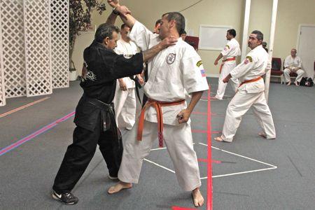 Alfred Urquidez Teaching