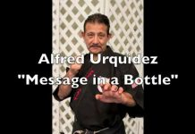 Message In A Bottle - Alfred Urquidez