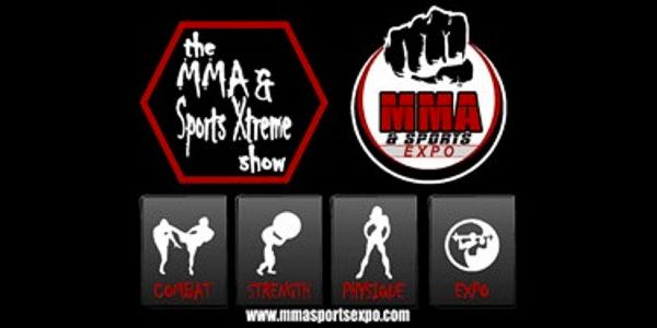 MMA & Sports Expo Show of Strength