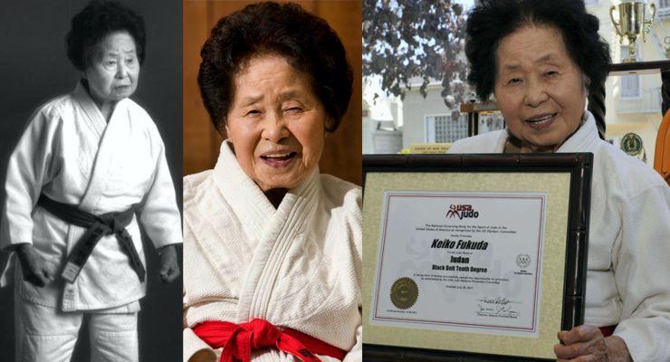 Sensei Keiko Fukuda