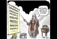 The Gun Is Civilization