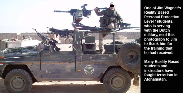 Dutch Military Fighting Terrorism