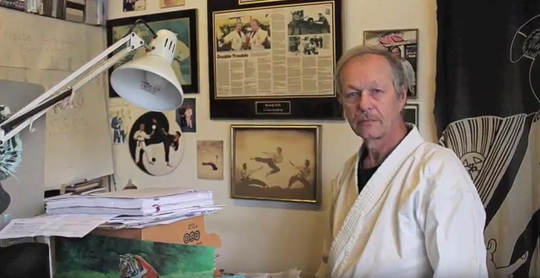 Emil Farkas Shotokan Karate