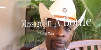 Message in a Bottle - Goldie Mack