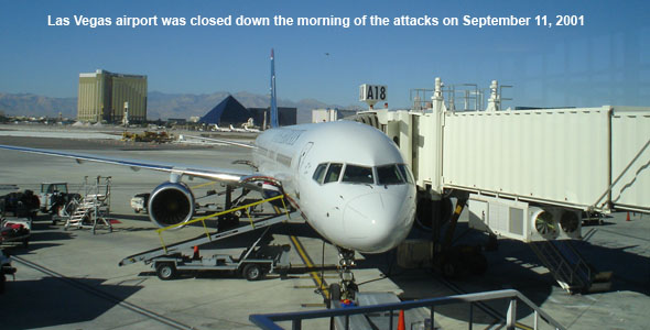 Las Vegas Airport Closed
