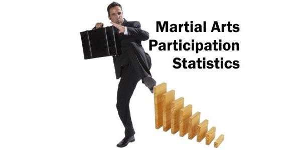 Martial Arts Participation Statistics