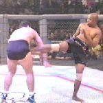 Marcus Bossett UFC 4
