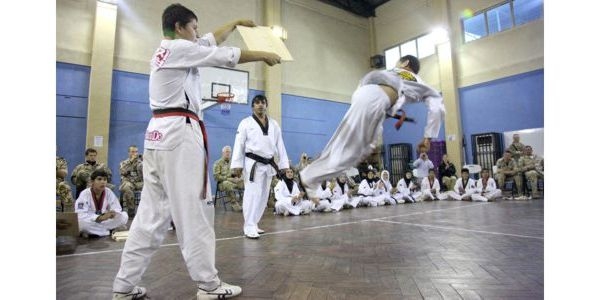 Afghanistan National Taekwondo Federation Junior Team
