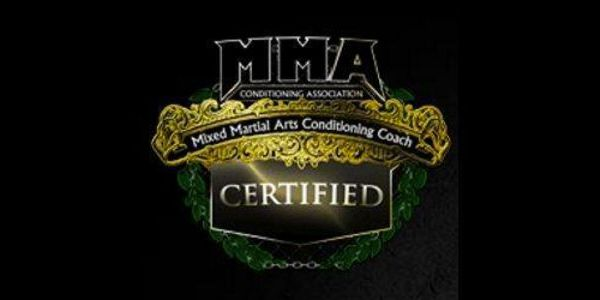 Certified MMA Conditioning Coach Training