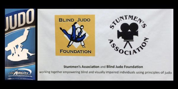 Stuntmen's Association Partners with Blind Judo Foundation