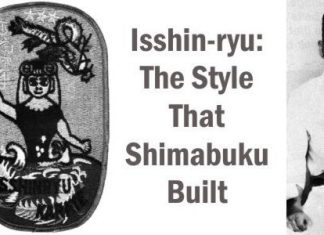 Isshin-ryu: The Style that Tatsuo Shimabuku Built