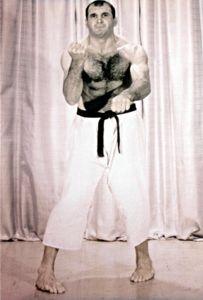 Bob Ozman doing kata
