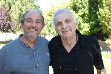 Gordon Richiusa and Bob Ozman