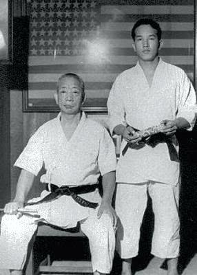 Seishiro Okazaki and Joe Holck