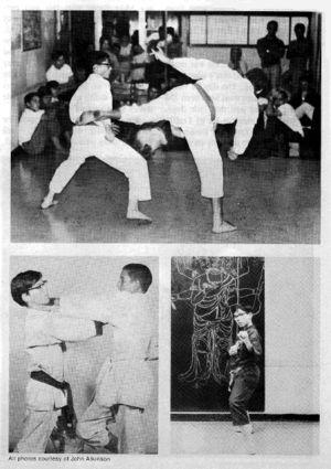 Johnny Atkinson Martial Artists