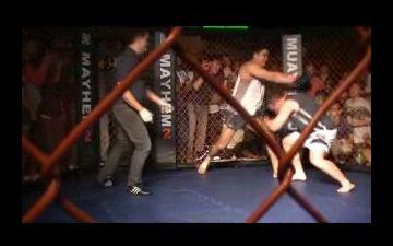 MMA in Malaysia