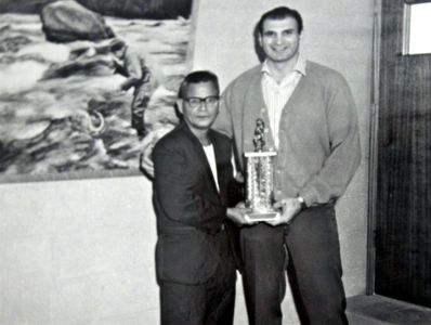 Tatsuo Shimabuku and Bob Ozman