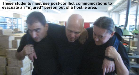 Post Conflict Communication