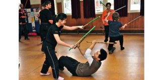 New Zealand Cacoy Doce Pares Eskrima Club