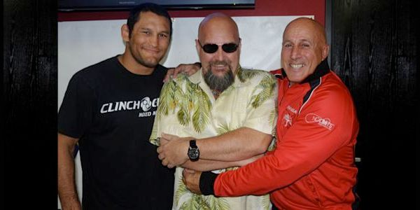 Dan Henderson, Mike Murray and Bob Anderson