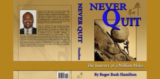Never Quit: The Journey of a Million Miles