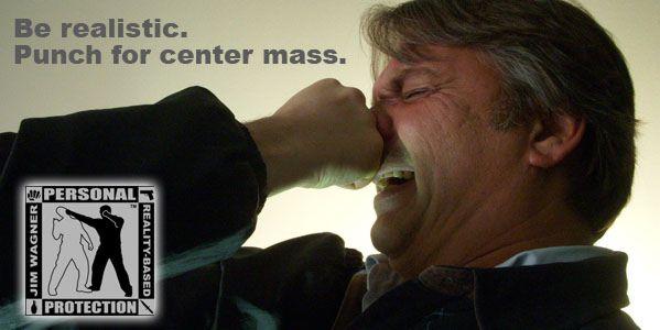 Punch for Center Mass