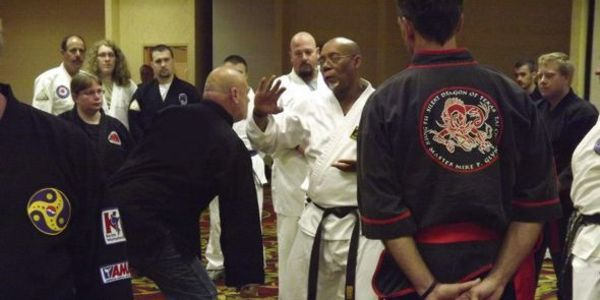 Donald Miskel Teaching