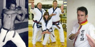 Vote forTae Kwon Do Times Magazine Awards