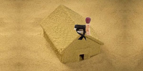 Sand Fu: Building Without the Proper Foundation