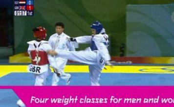 2012 London Olympics - Taekwondo