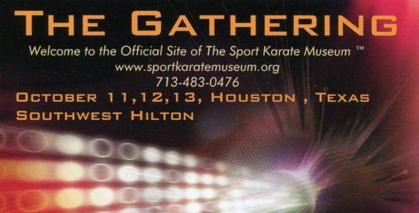 Museum of Sport Karate The Gathering