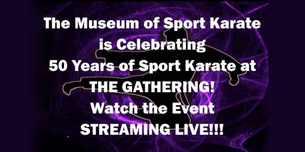 Museum of Sport Karate The Gathering Live