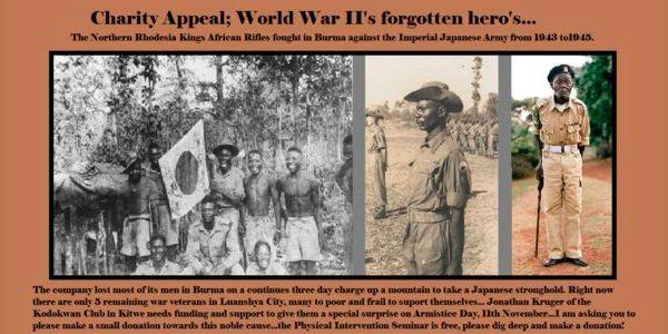 Servicemen of Luanshya
