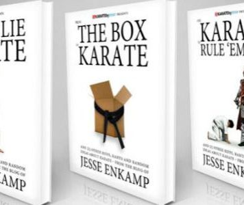 Best of KARATEbyJesse 3 New Books