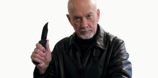 Gary Dill & The Military Knife