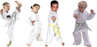 Teaching Toddlers Martial Arts