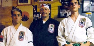 Ed McGraths School of Isshin Ryu