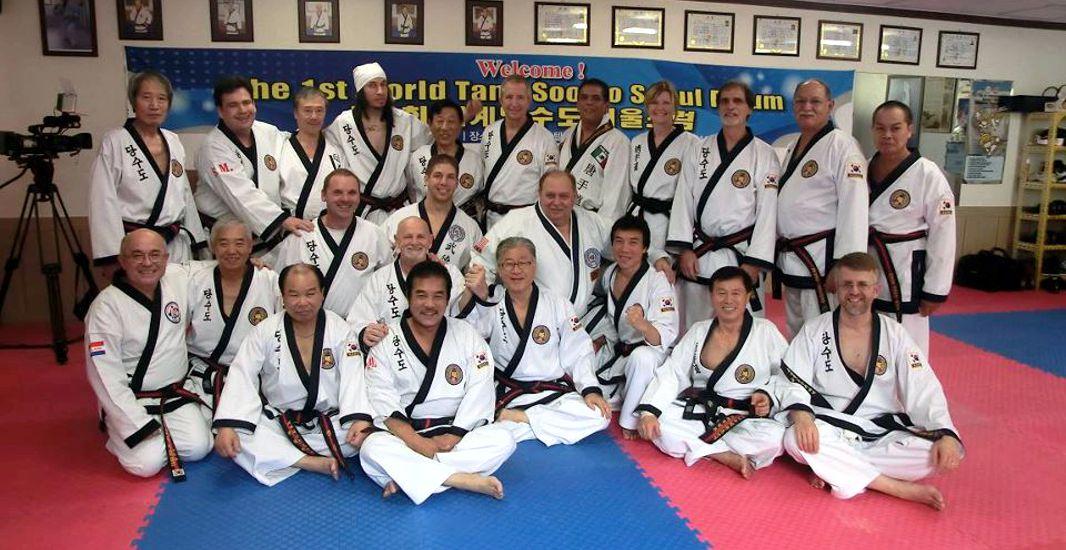 Tang Soo Do Seoul Forum 2012