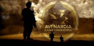 Avi Nardia KAPAP Combatives
