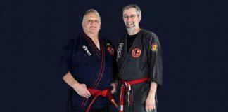 George Dillman and Chris Thomas